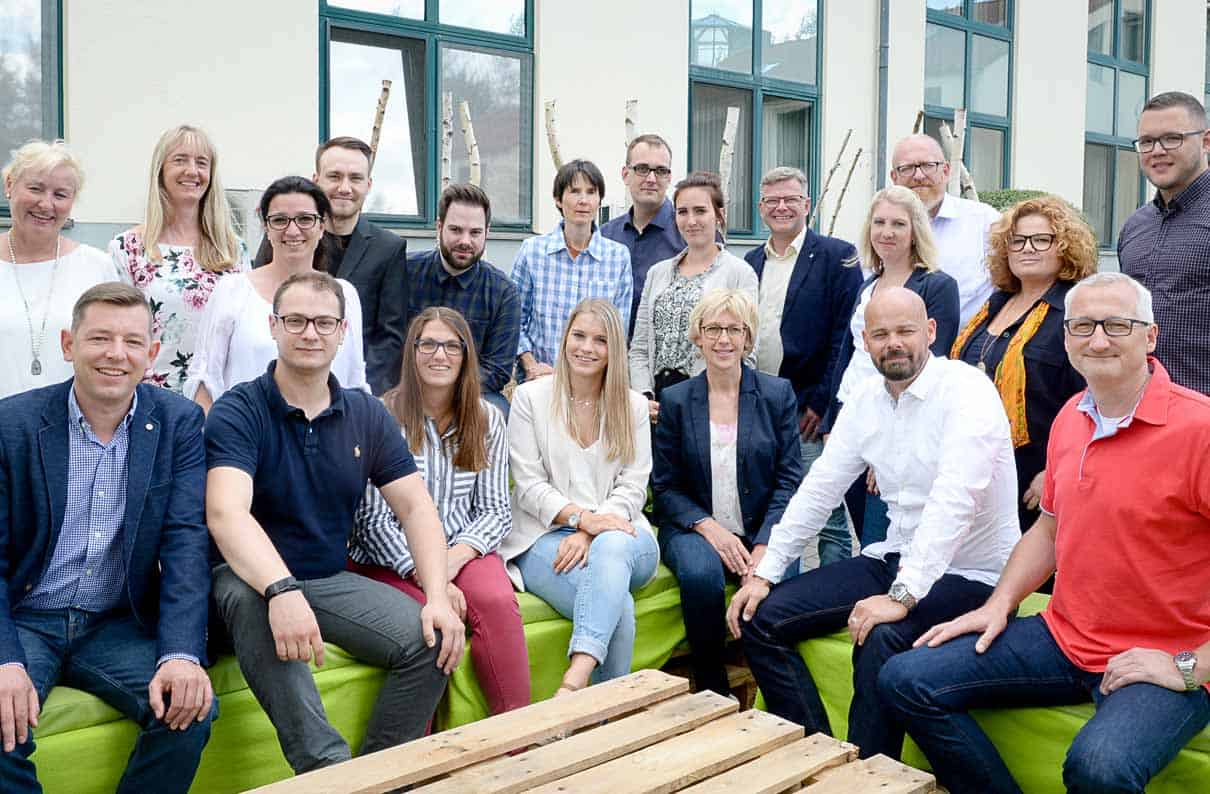 Das comTeam-Team aus Düsseldorf